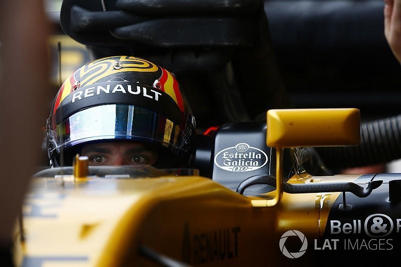 """Sainz nega acusação de Massa e rebate: """"Eu fui atrapalhado"""""""