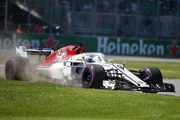 Puni par Leclerc, Ericsson avoue devoir réagir