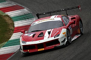 Ferrari Gara Finale Mondiale Trofeo Pirelli: Leimer campione dopo una gara imperiale!