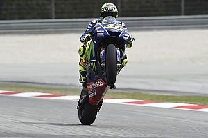 MotoGP Practice report FP3 MotoGP Malaysia: Rossi puncaki sesi, Marquez kesembilan