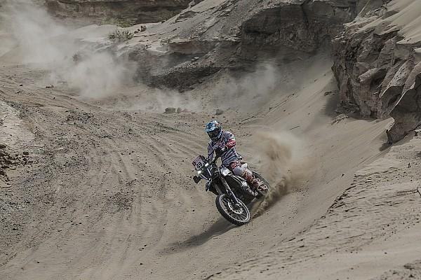 Dakar 2018, 5. Etap: Santosh istikrarlı sürdü, KP yarış dışı