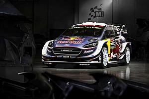 WRC Top List La decoración de los coches de Hyundai y M-Sport para el WRC 2018