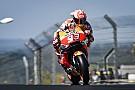 MotoGP Le Mans MotoGP: Marquez leads Dovizioso in warm-up