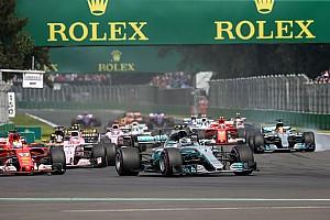 F1 Noticias de última hora La F1 desvela detalles de sus planes para el motor de 2021