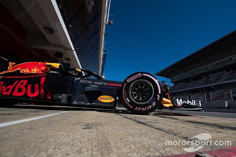 Red Bull marca su objetivo respecto a Mercedes para Australia
