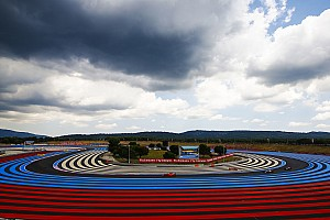 Formula 1 Special feature French GP: Starting grid in pictures