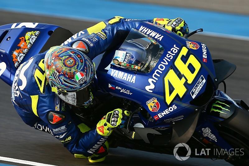 """Rossi, amer : """"On a toujours des problèmes"""""""