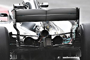 Fórmula 1 Análisis Así eluden los equipos de F1 las prohibiciones del reglamento 2018