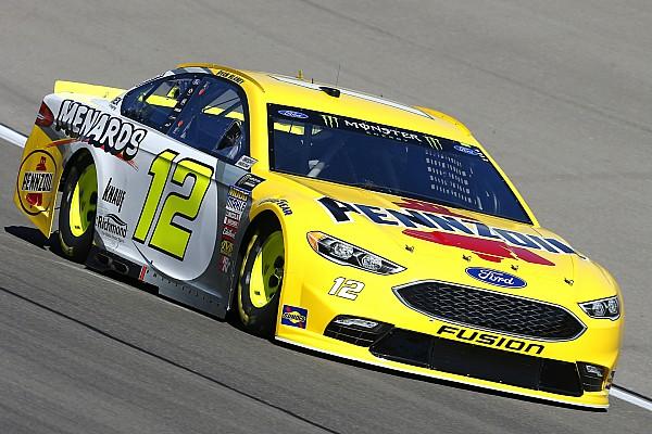 NASCAR in Las Vegas: Ryan Blaney souverän auf Pole-Position