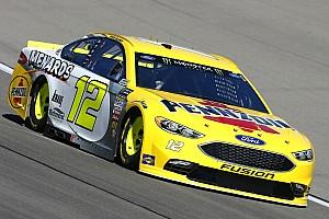 NASCAR Cup Qualifyingbericht NASCAR in Las Vegas: Ryan Blaney souverän auf Pole-Position
