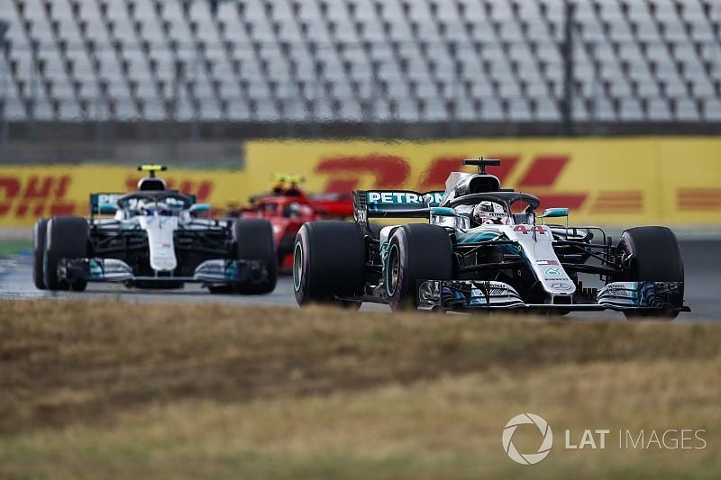German GP: Best of team radio