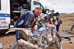 Dakar Intervista Dakar, Botturi cade e patisce il caldo nella prima tappa argentina