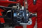 Гран При Австралии: шпионские фото технических новинок