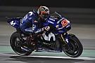 MotoGP Viñales voelde zich in Qatar