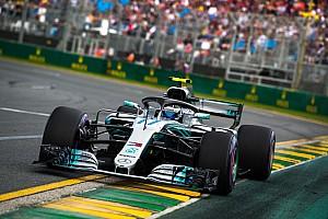 Part changes put Bottas on penalty limit