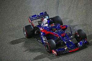 Fórmula 1 Declaraciones Hartley admite su culpa en el accidente con Sergio Pérez