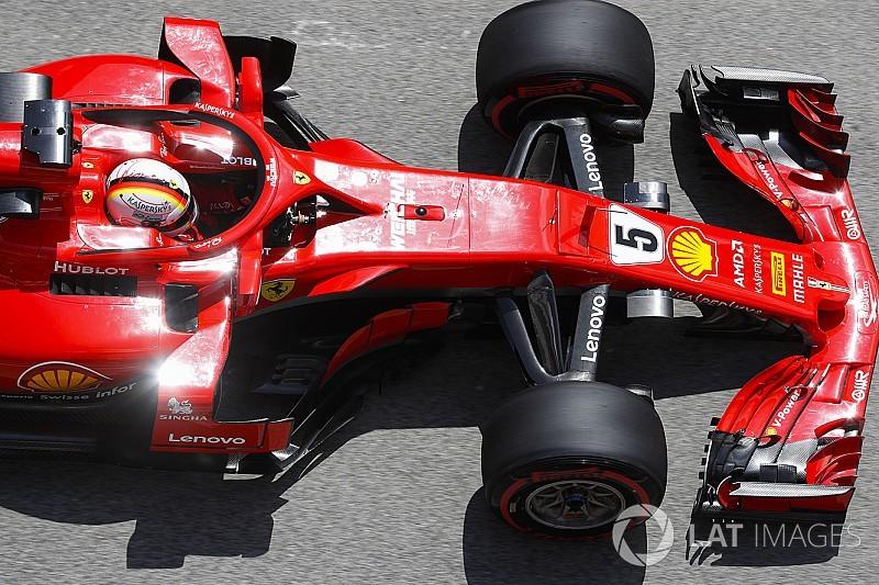 """Vettel: Formula 1'in aero kurallarındaki """"U dönüşü"""" çok komik"""