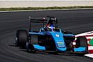 GP3 Pulcini con la primera pole de GP3, Calderón y Menchaca en 14 y 16