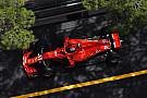 Formule 1 Ferrari vervolgt GP van Monaco met nieuwe ophanging