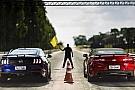 Automotivo Comparativo Ford Mustang GT x Chevrolet Camaro SS - Por 0,3 segundo!