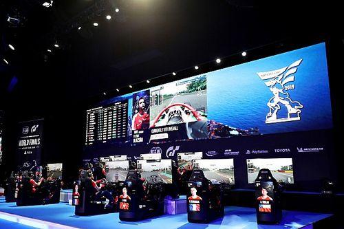 Simracen geïntroduceerd op de Olympische Spelen
