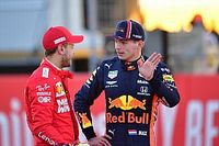 """""""Educado"""", Verstappen 'dispensa' Vettel e se diz satisfeito por ter Albon como companheiro"""