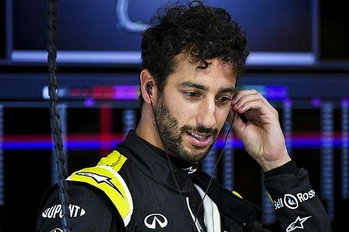 Trudna decyzja dla Ricciardo