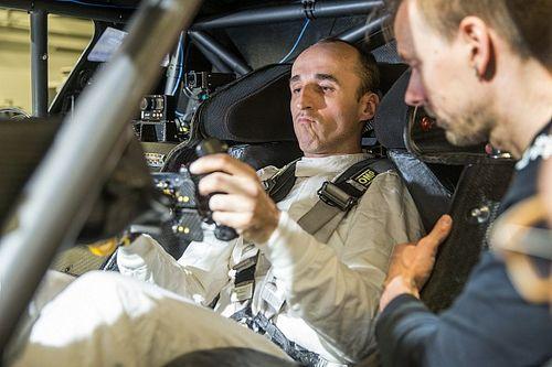 "Kubica felt ""comfortable"" straight away in BMW's DTM car"