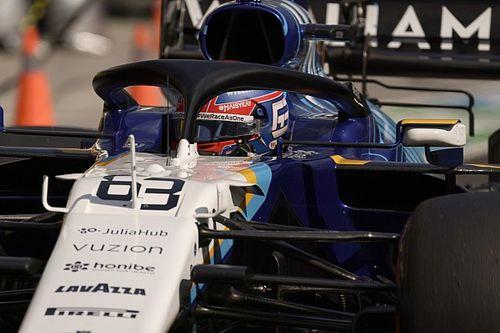 VIDEO: Russell y las lágrimas por los primeros puntos con Williams