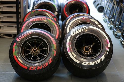 Pirelli: a Sochi le tre mescole più morbide della gamma