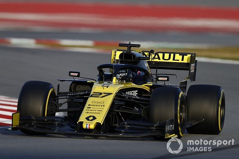 Barcelone, J4 - Hülkenberg et Renault s'offrent le meilleur temps final