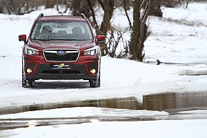 Галерея: повністю новий Subaru Forester