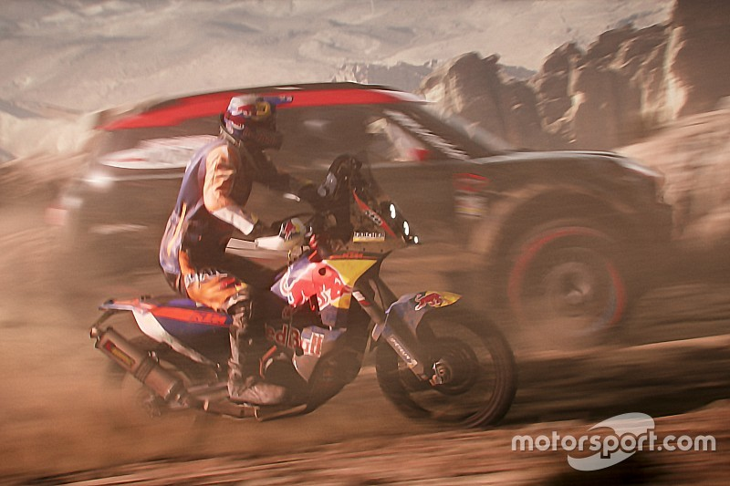 Video: Preview van eerste Dakar-game in vijftien jaar
