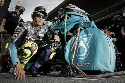 Valentino Rossi toujours dans le flou pour 2022