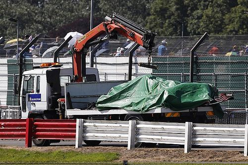 Авария Ферстаппена стоила Red Bull $1,8 млн