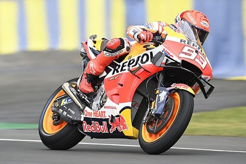 Marquez: No Honda rider close to victory in MotoGP