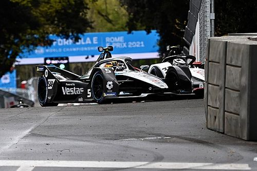 Porsche's Lotterer defends Rome collision with Vandoorne