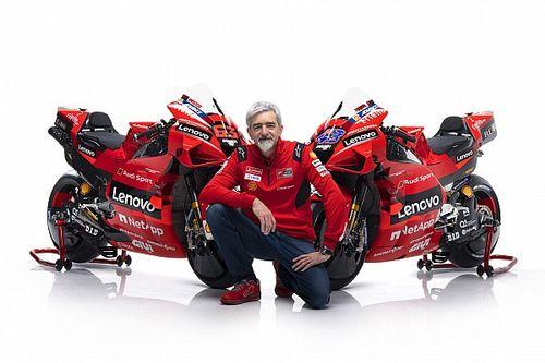 Dall'Igna Bicara soal Ducati MotoGP dan WSBK