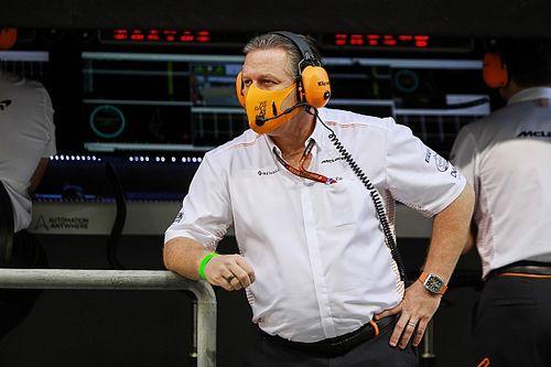 McLaren: a szövetségek előnyösek lesznek a költségvetési limit alatt