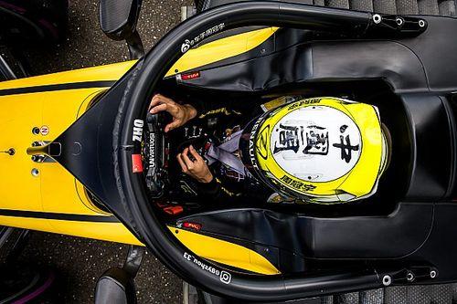 周冠宇誓在2021年展示他已做好晋升F1的准备