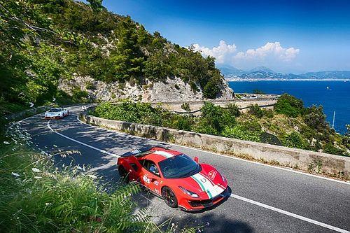 La Cavalcade porta in Campania il mondo di Ferrari