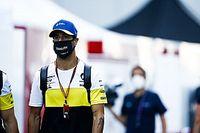 Ricciardo: Túl korai még az orosz dobogóról beszélni…