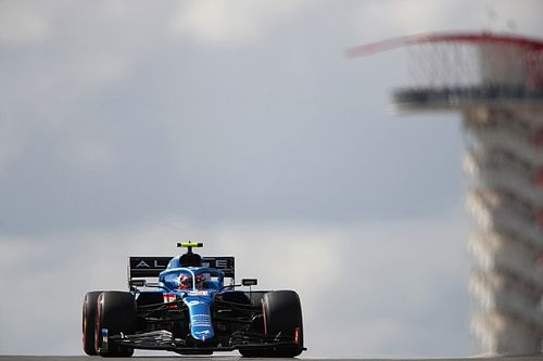 """Az austini bukkanók már """"a határon voltak"""" az F1 számára Ocon szerint"""