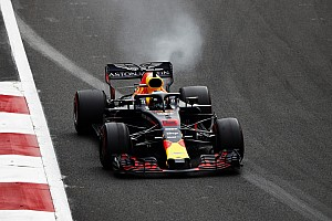 Ricciardo lag 's nachts wakker van pechreeks in seizoen 2018