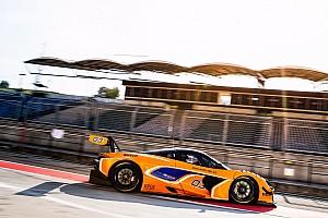 Вице-чемпион Supercars опробует новую машину McLaren GT3 в ее первой гонке
