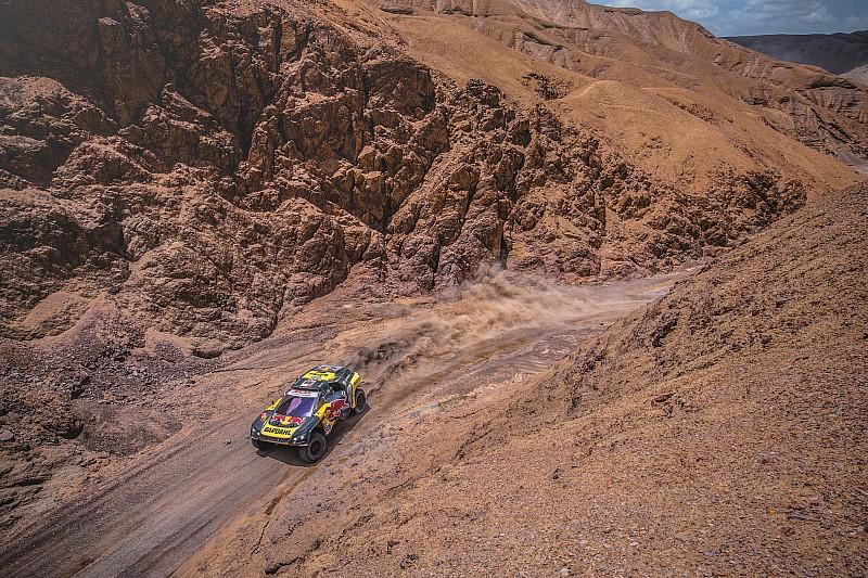 Dakar Stage 6: Loeb tercepat, Al-Attiyah perlebar keunggulan