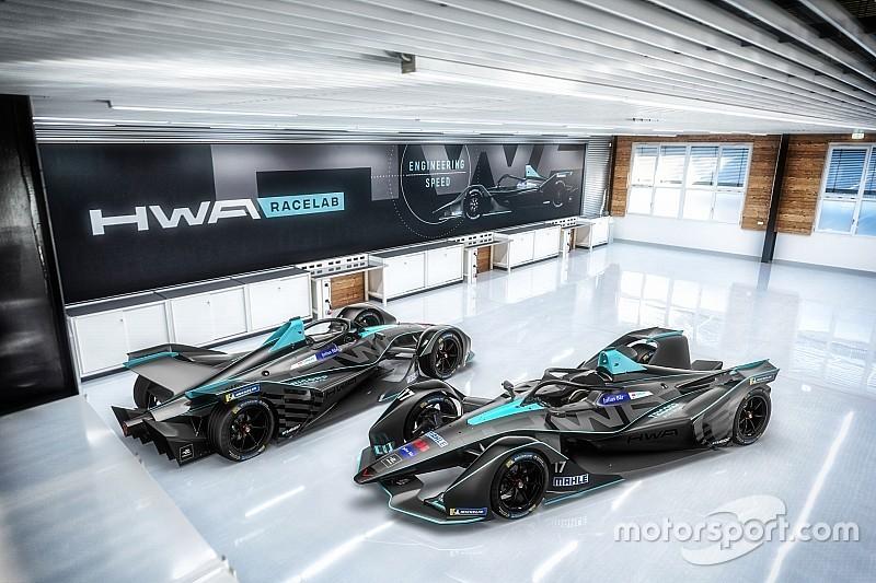 Paffet será el primer piloto en el debut de HWA en la Fórmula E