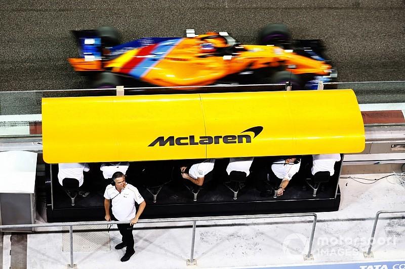 McLaren: ecco il video del fire-up della MCL34 motorizzata Renault