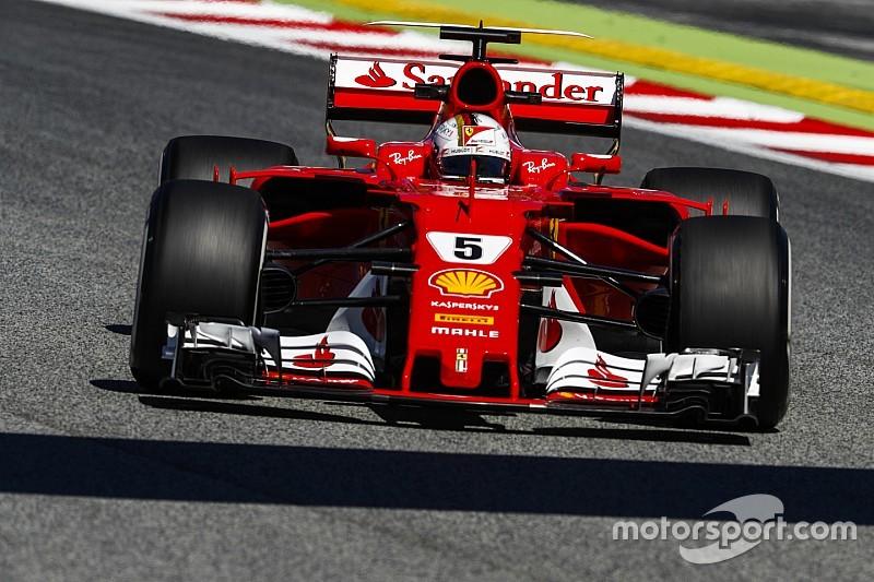 Vettel: La Ferrari ne fonctionne
