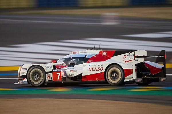 Le Mans Toyota: Le Mans incident now